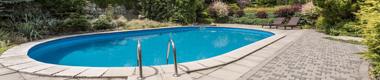 Bannière piscine particuliers