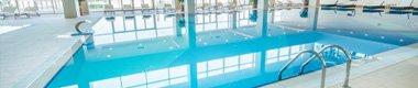 Bannière piscine municipale